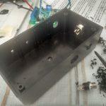Ubicacion componentes en caja disparador fotografico