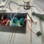 Cableado componentes disparador fotográfico